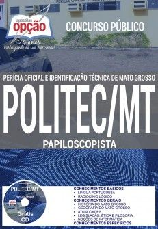 Apostila Politec Mt 2017 Papiloscopista Pdf Download Digital
