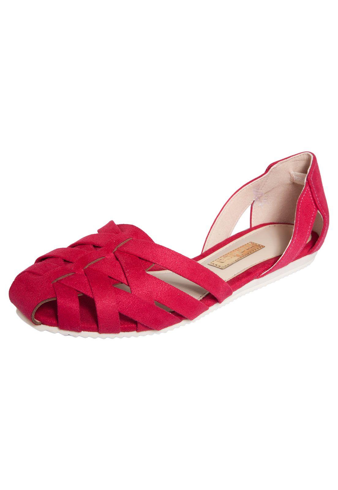 9484aa56e9 Sapatilha Moleca Rosa - Compre Agora
