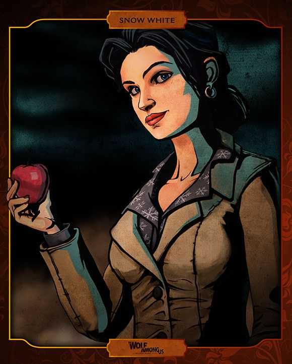 Image result for snow white the wolf among us