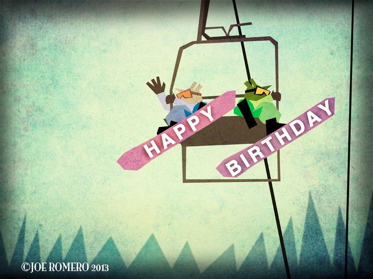 "A Unicorn a Day ""Happy Birthday Unicorn"""