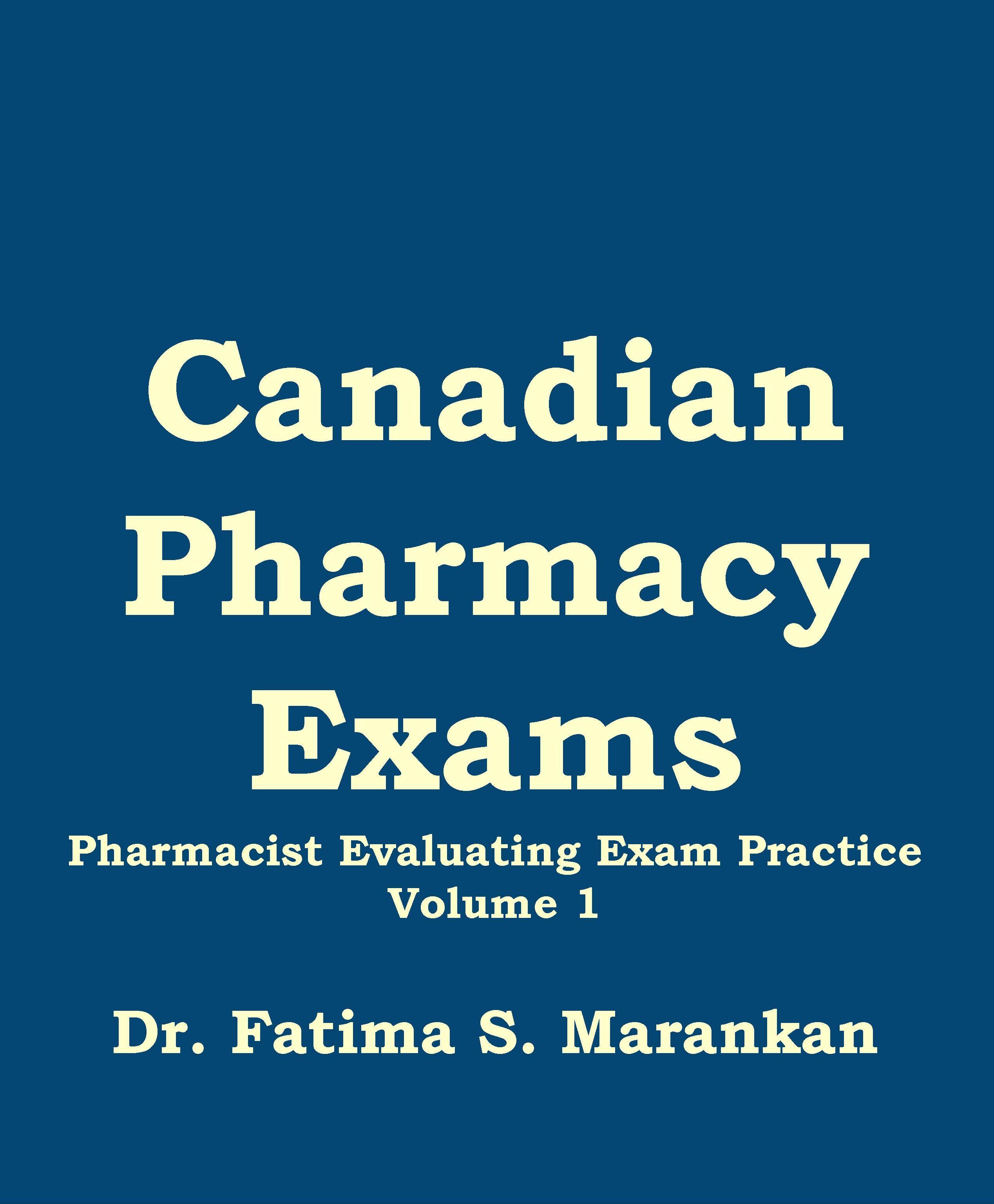 PEBC Evaluating Exam Practice Book