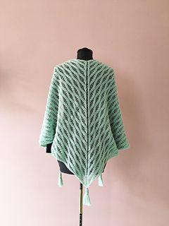 Photo of Strøm pattern by Sidsel Sangild