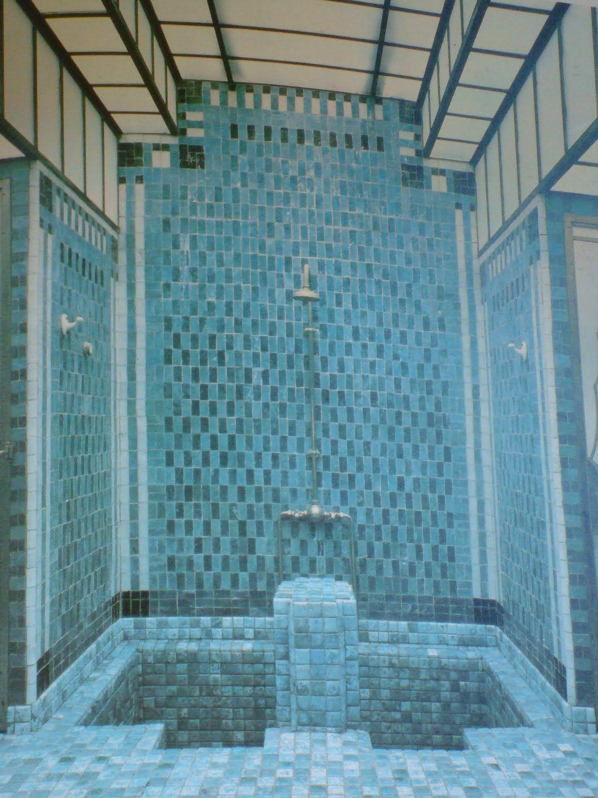 Salle de bain année 1925/1930. Villa Leïhorra à Ciboure | ANTIGUOS ...