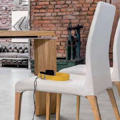 sedia ARAGONA di TONIN casa prezzo promozione da FONTANA ...
