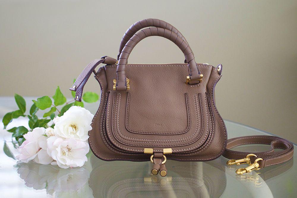 Chloe Marcie Bag Review Cosas Bags