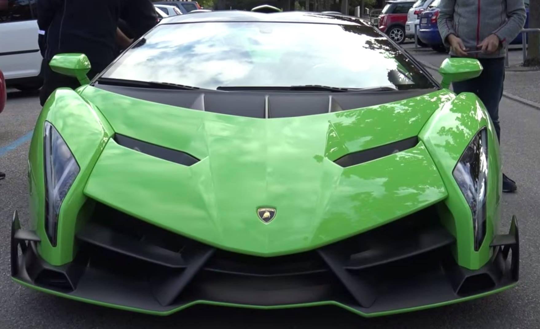 Lamborghini Veneno Roadster Lamborghiniveneno C A R Z Z
