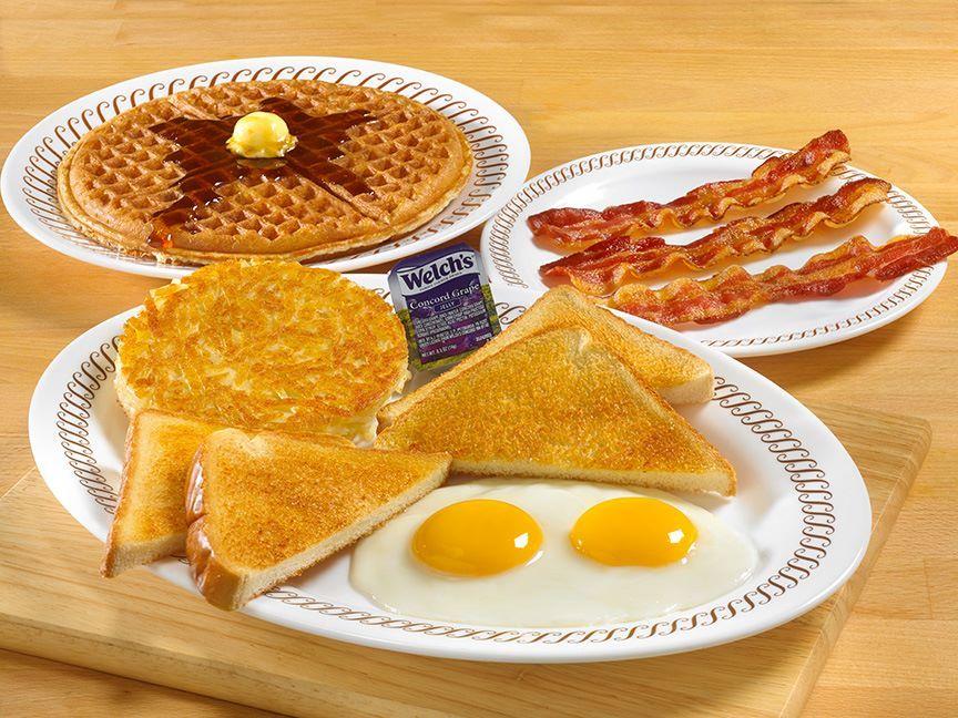 Classic All Star Food Picks Food Waffle House