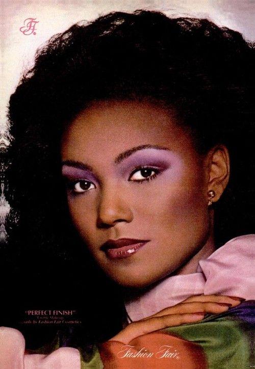 Jet Magazine July 3rd 1980 1980s Makeup And Hair Vintage Makeup Looks Vintage Makeup Ads