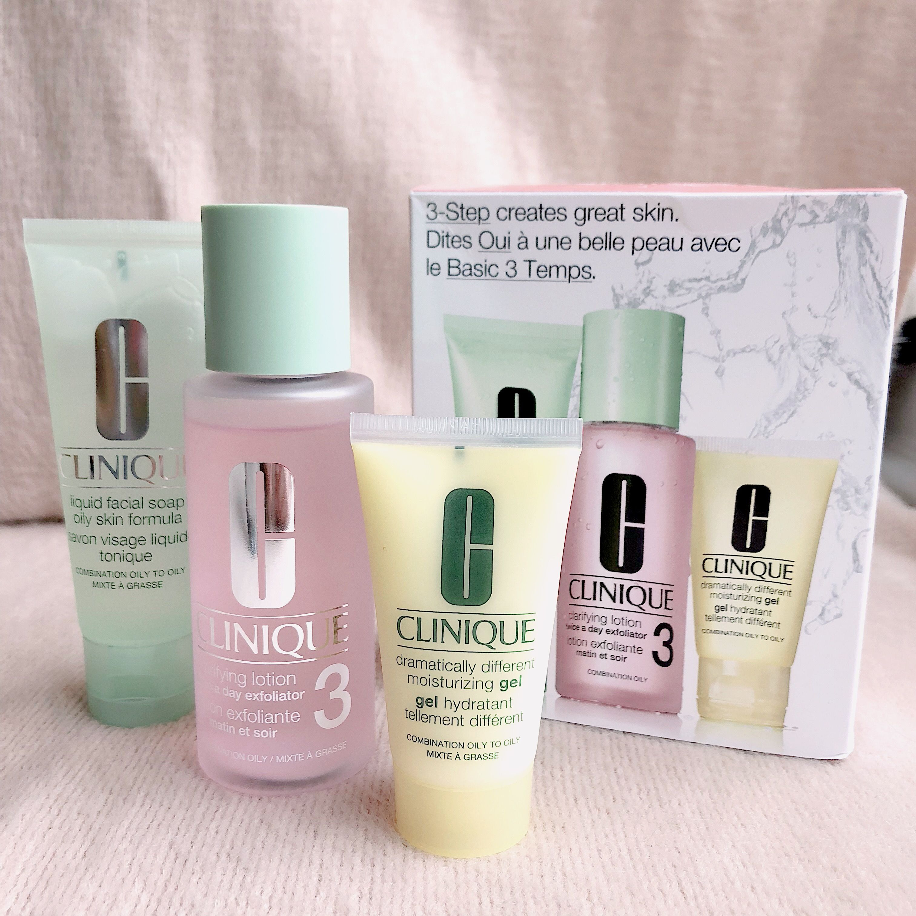Pin By Joaquinrodriguez On Me Time Skin Care In 2020 Clinique Skincare Routine Clinique Skincare Facial Cleanser