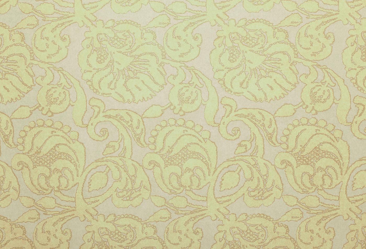 Damask wallpaper hallway ideas  Anna Wallpaper  Christopher Farr Cloth  Future house hallway