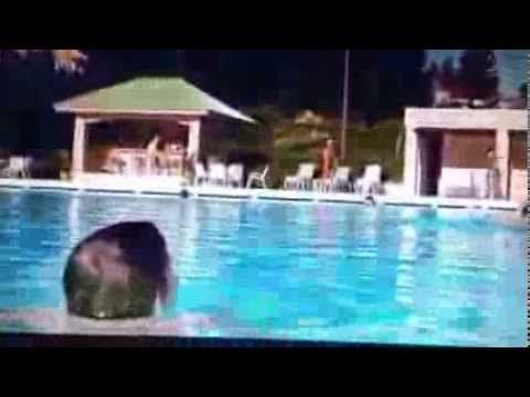 Diary Of A Wimpy Kid Dog Days Full Pool Scene Wimpy Kid Pool Scene