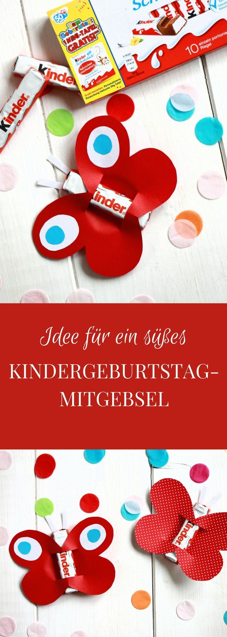 anzeige: kindergeburtstag feiern: ideen für eine