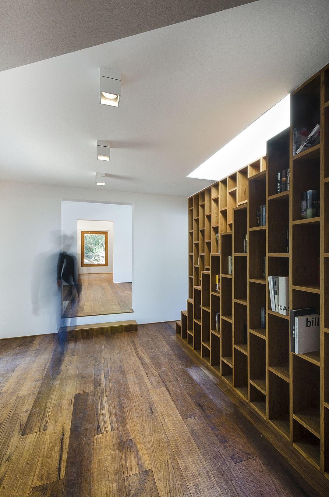 Interior design minimalism design details monumental minimalism in house on a pinewood architizer
