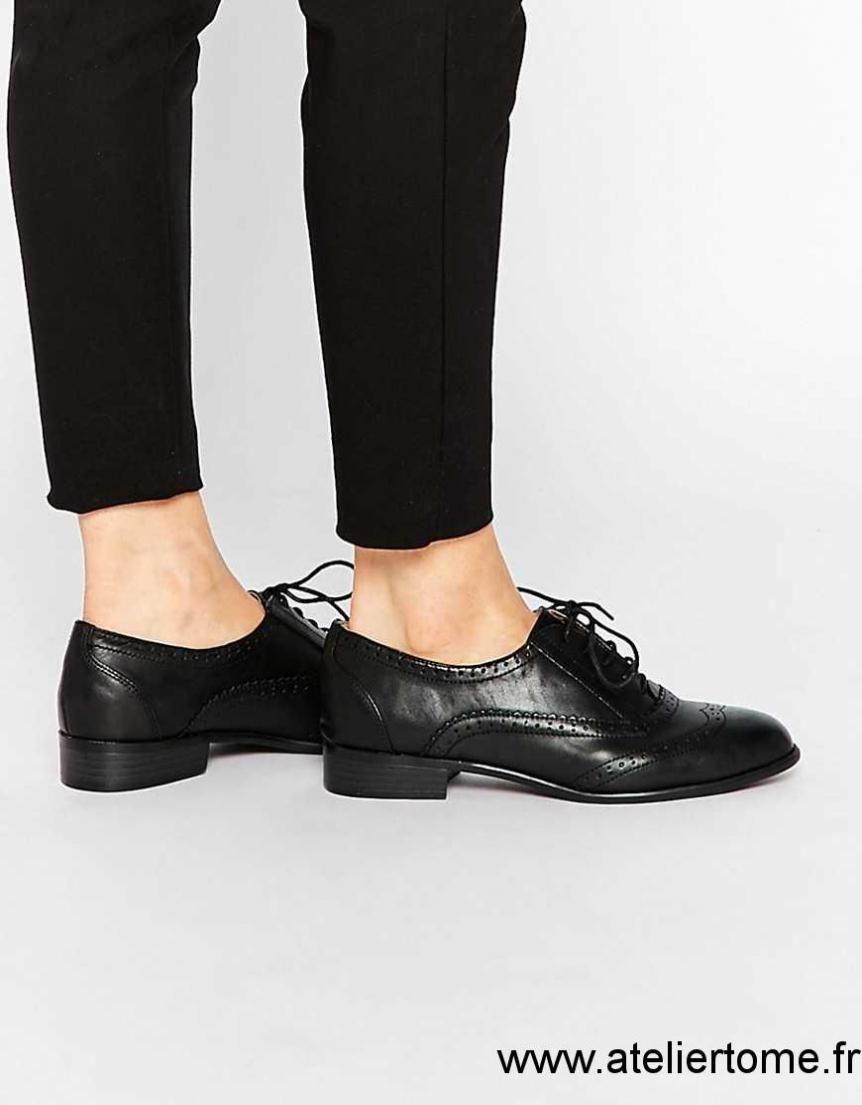 Résultats de recherche d'images pour « chaussures richelieu femme »