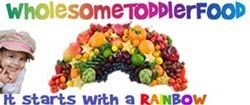 Wholesome Toddler Food - A lot of good ideas for breakfast, lunch, dinner and snack foods for toddlers.
