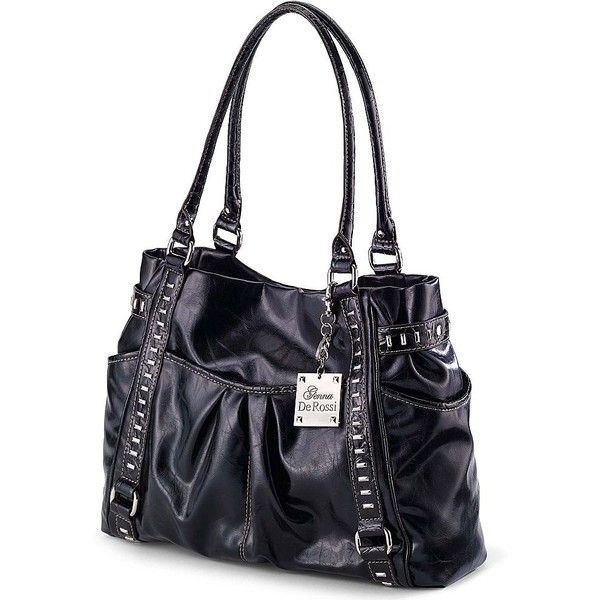 48aa0176ff80 Genna de Rossi®  King Stud  Tote found on Polyvore