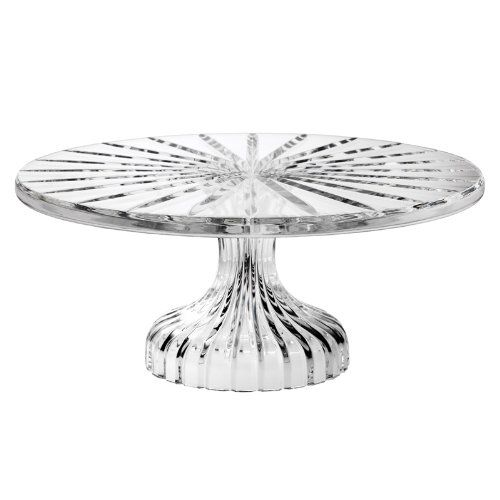 Waterford Crystal Bezel Footed Cake Plate Marquis By Waterford,http ...