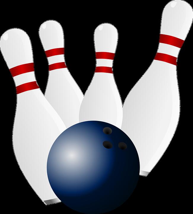 Bowling Bowling Pins Bowling Skittles