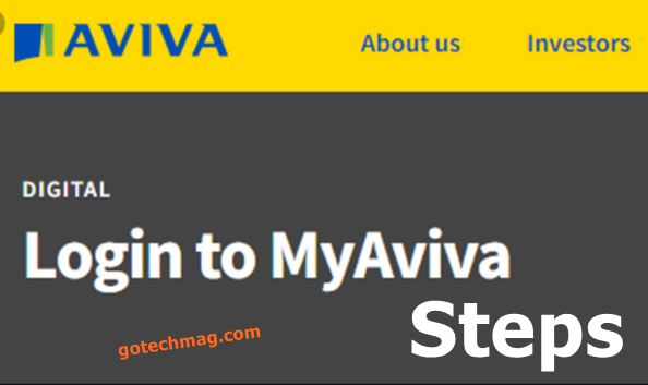 Myaviva Account Login With Images Accounting Aviva Activated