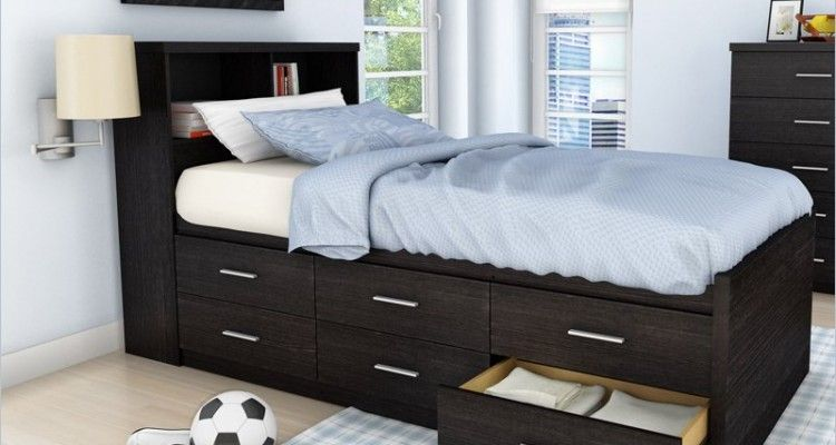 Best 7 Xl Twin Bed Frame With Drawers Ideas Twin Storage Bed