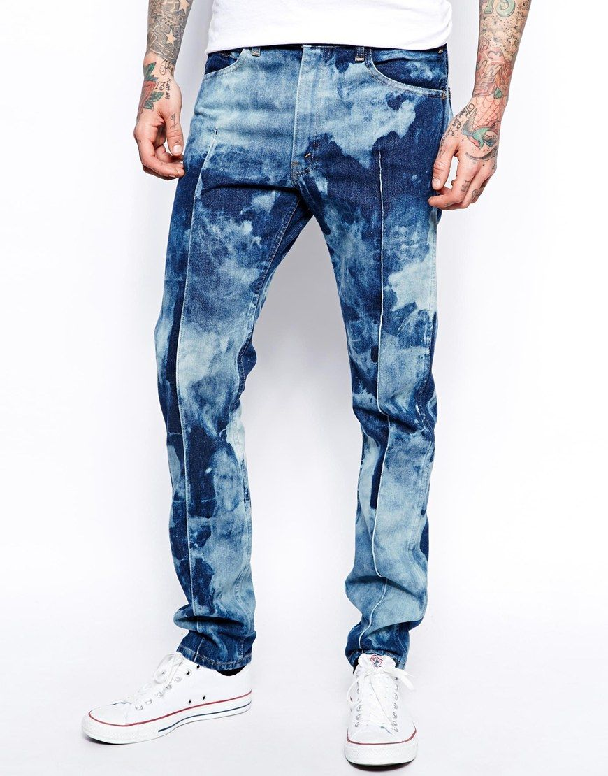 329b6892f288e trends 2015 Denim Jeans Men, Denim Shirt, Baggy Trousers, Jeans Pants,  Distressed