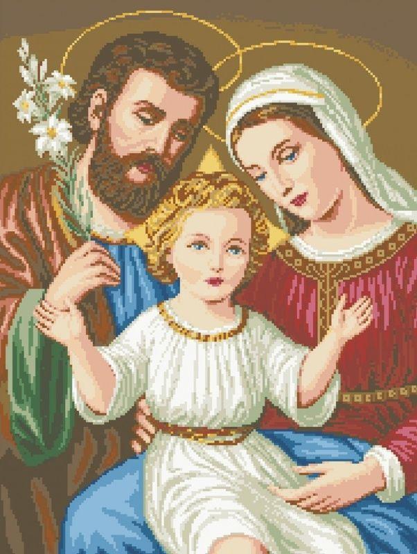 . 46 61 ( , ) | Вышивание крестиком, Рождественская ...