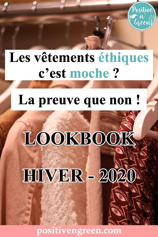 Lookbook Ethique Hiver 2020 En 2020 Ethique Mode Ethique Lookbook