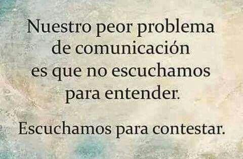 Problema de comunicacion