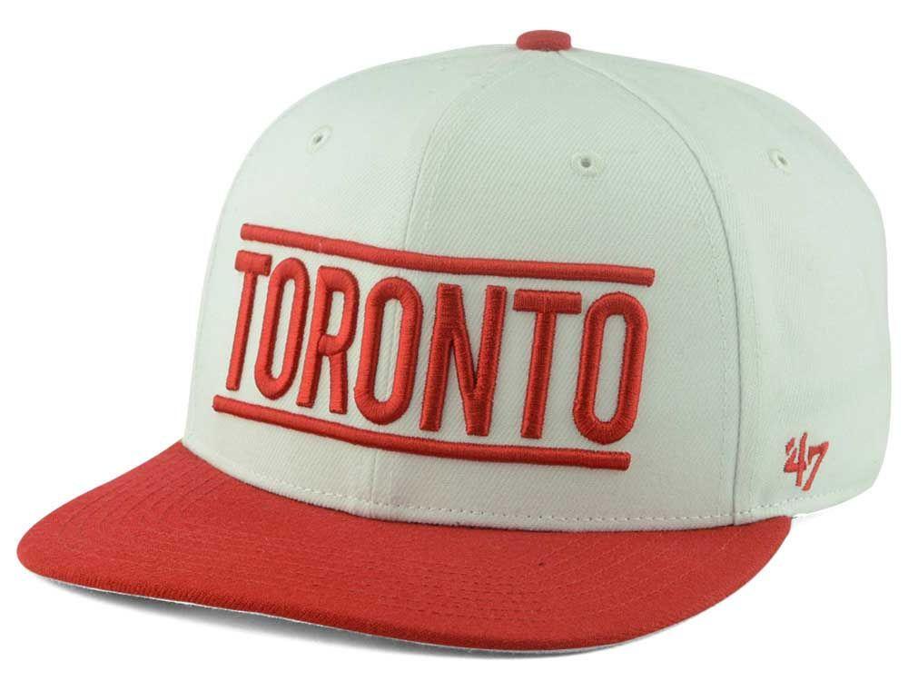 eb72e3ad8ba Toronto Blue Jays  47 MLB Country City  47 CAPTAIN Cap