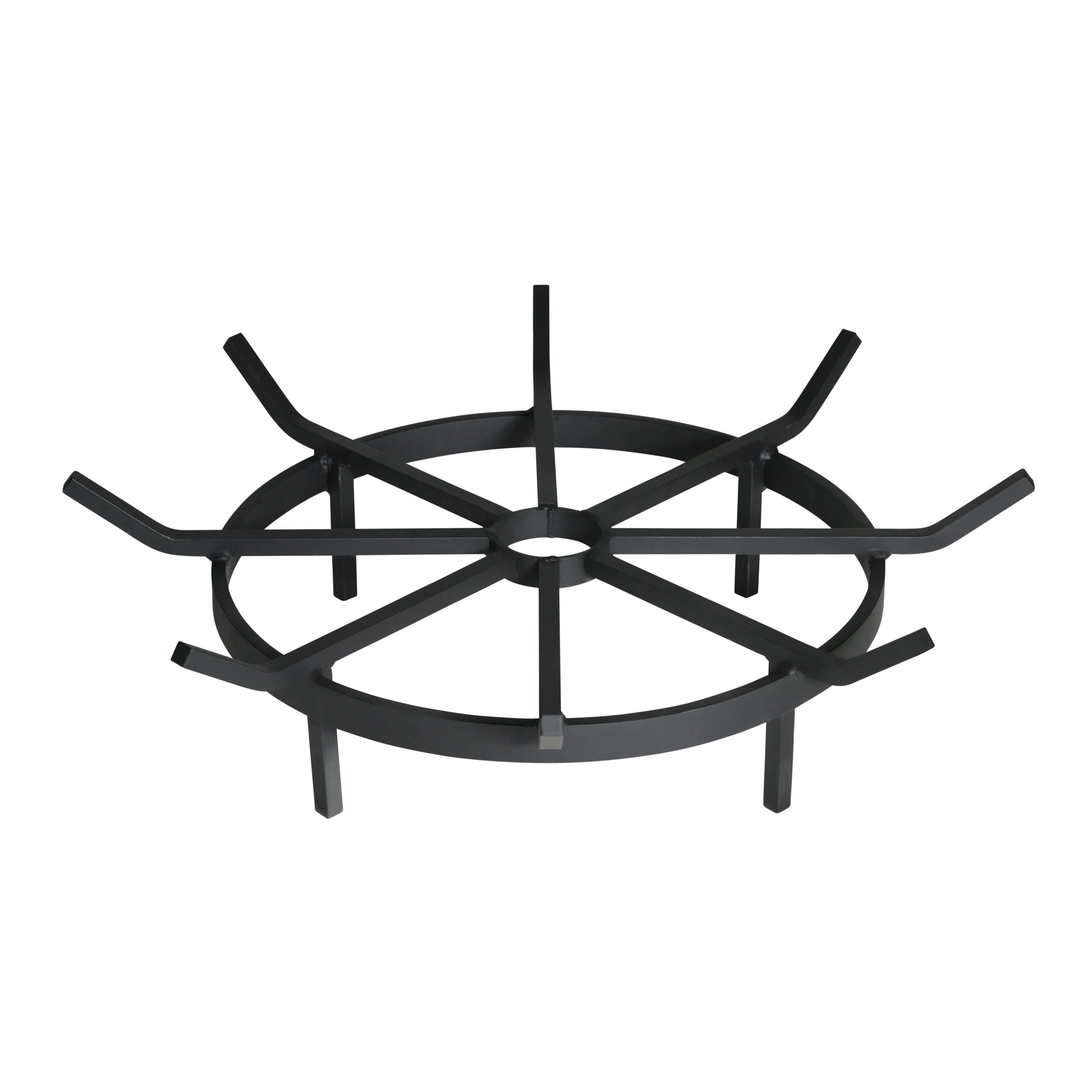 20 Inch Wagon Wheel Fire Pit Grate Fire Pit Grate Wood Burning Fire Pit Wheel Fire Pit