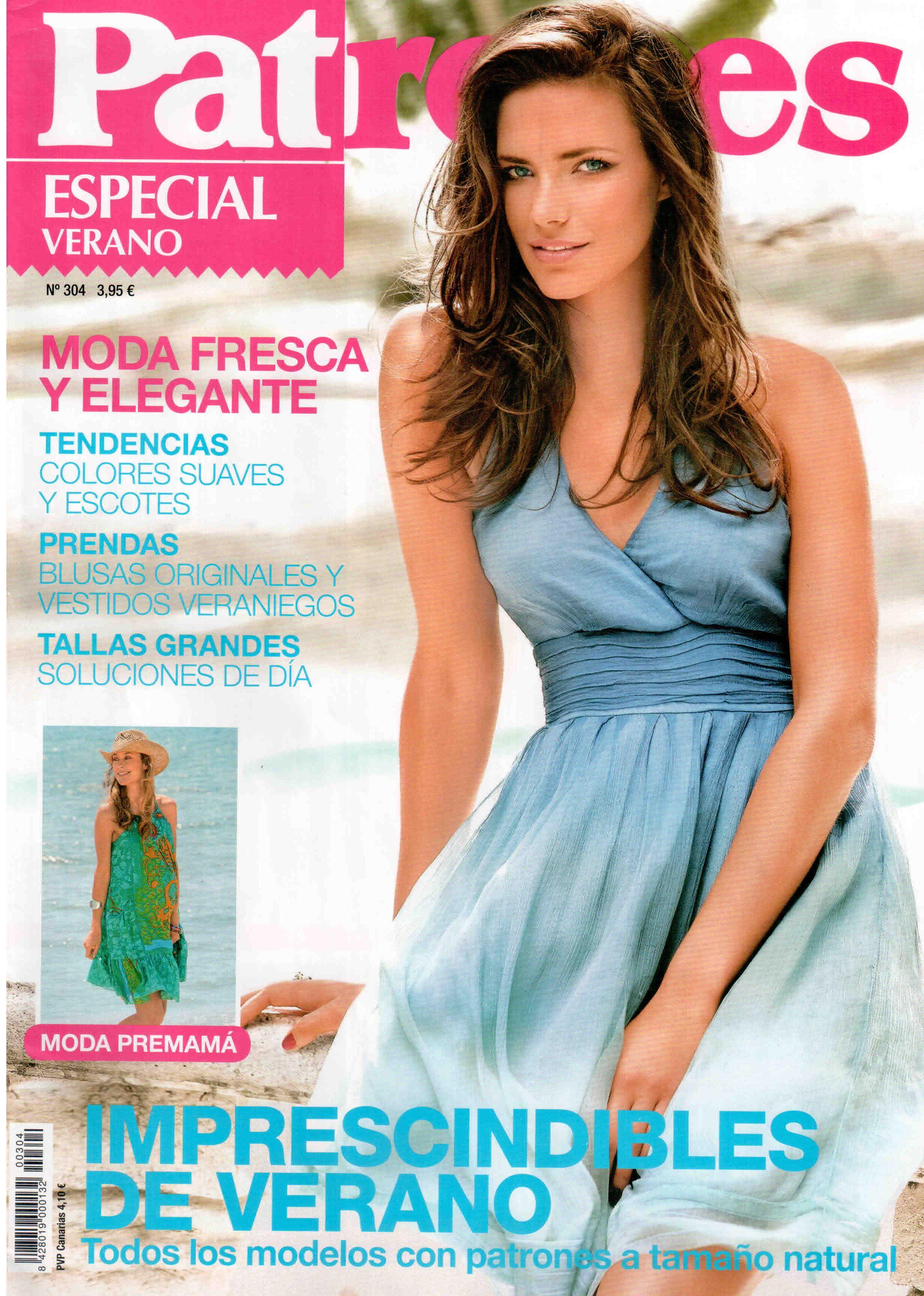 78812b026 Patrones especial verano Revistas De Costura