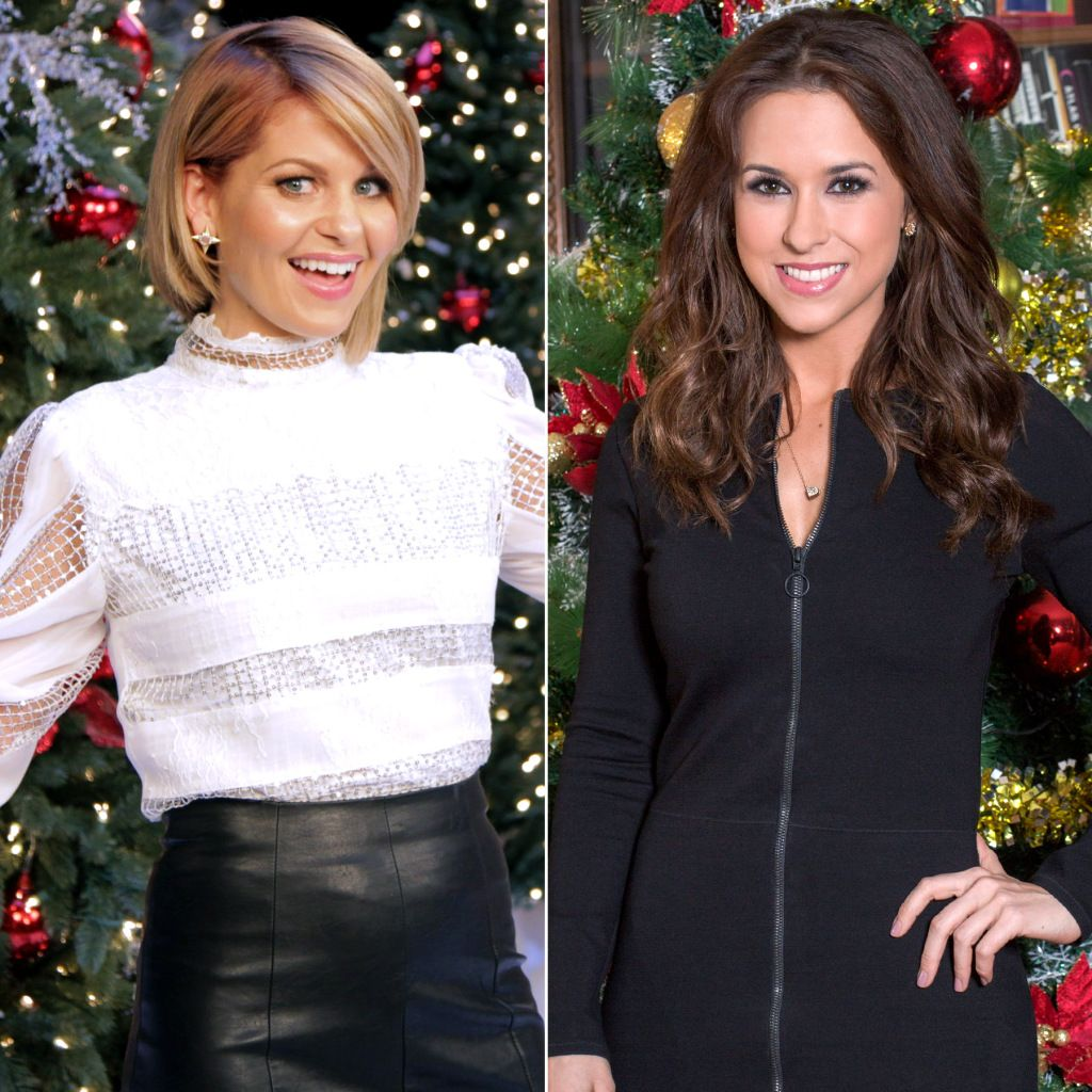 Candace Cameron Bure, Lacey Chabert cast in Hallmark Christmas movies