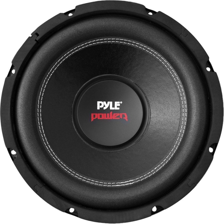 Pyle Power Car Subwoofer 1000w 4 Ohm 10 Bass Audio Speaker Coil