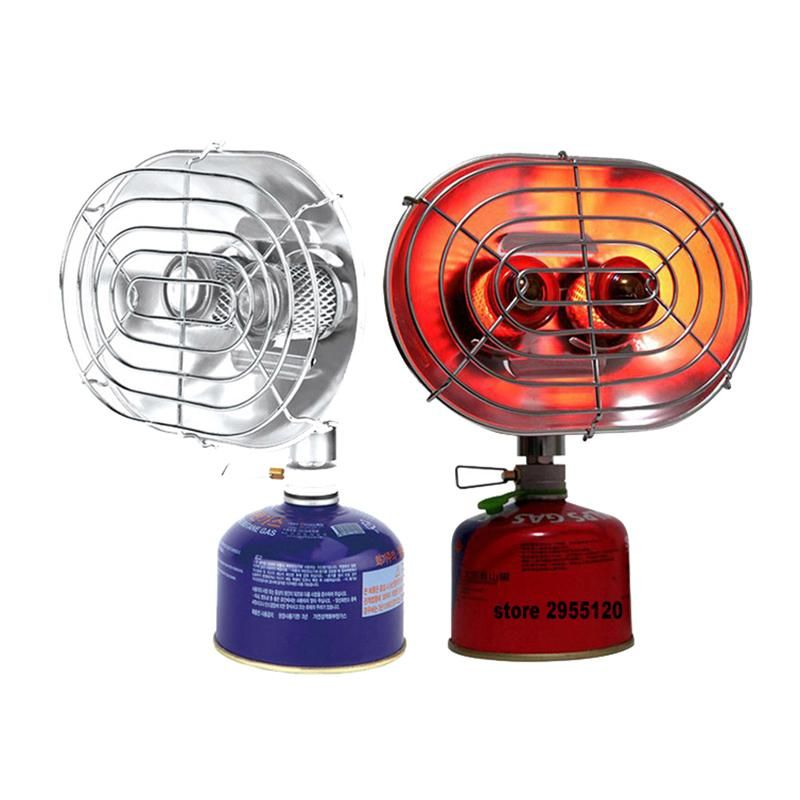 Lixada Outdoor Portable Gas Heater Warmer Heating Stove