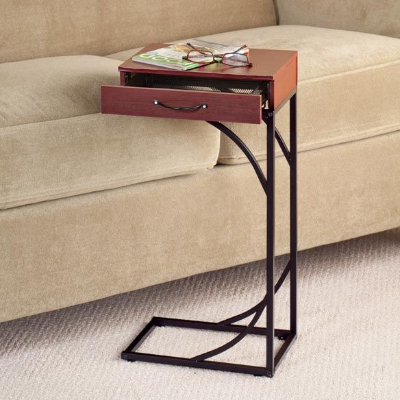 Table Pulls In Over Sofa Seats