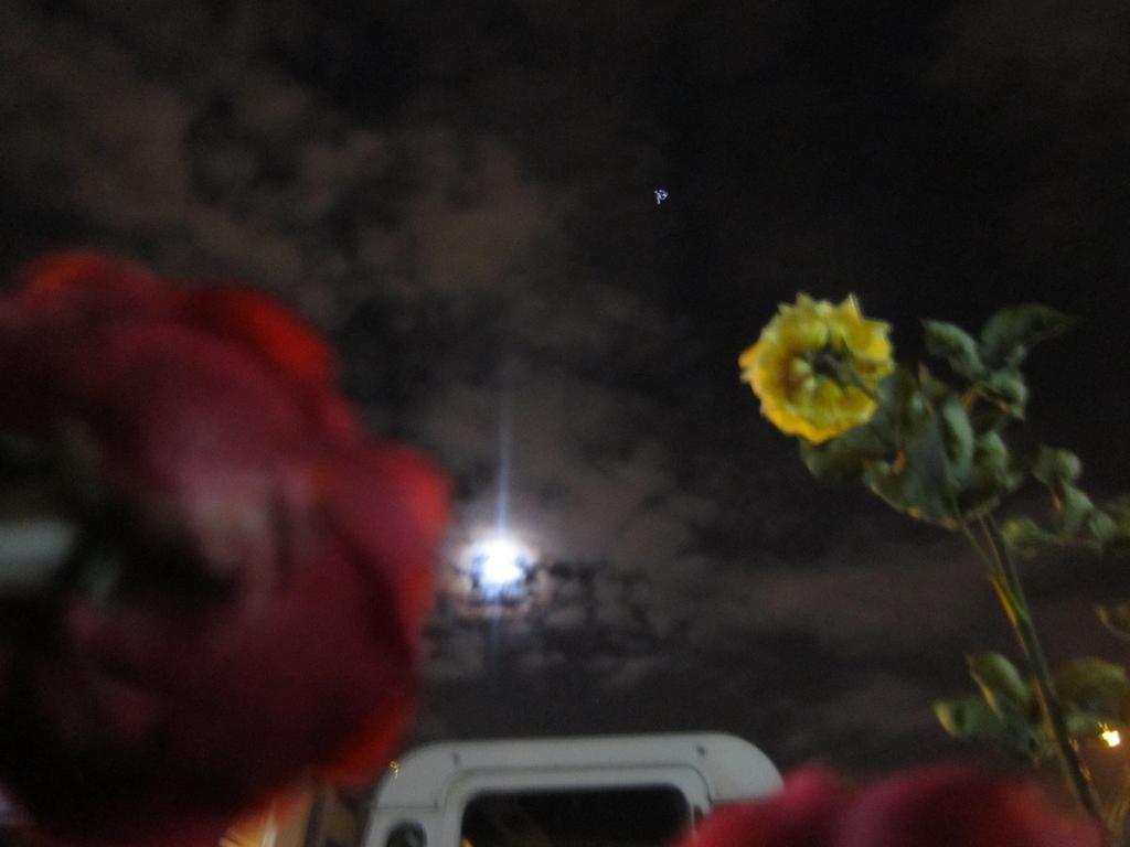 El cielo de está noche ^^