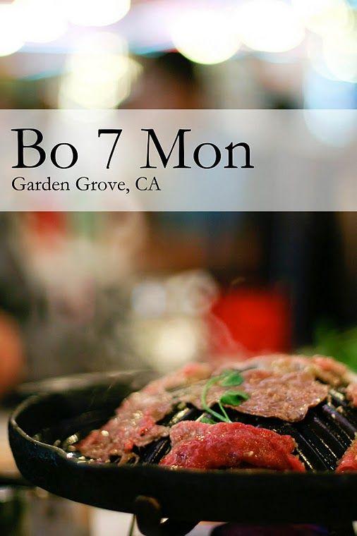 Une Deux Senses Bo 7 Mon Garden Grove Ca Asian Recipes Food Foodie