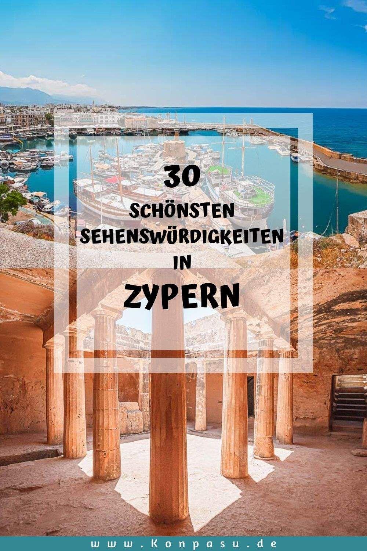 30 Sehenswurdigkeiten In Zypern Beliebte Orte Insidertipps