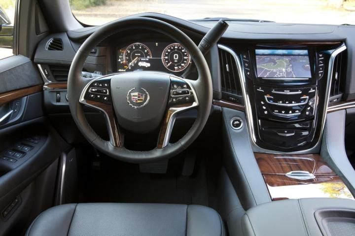 Great Amazing 2015 Cadillac Escalade Interior 17 Pictures Gallery