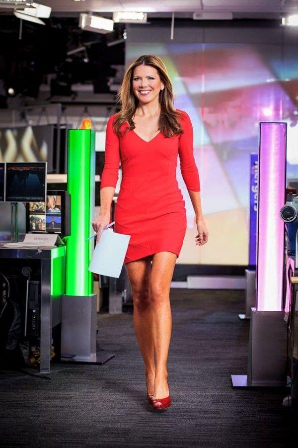 Trish Regan legs Trish Regan legs 600x901 | Trish regan, Girl ...
