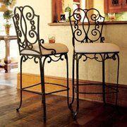 Bombay pany Verandah bar stools