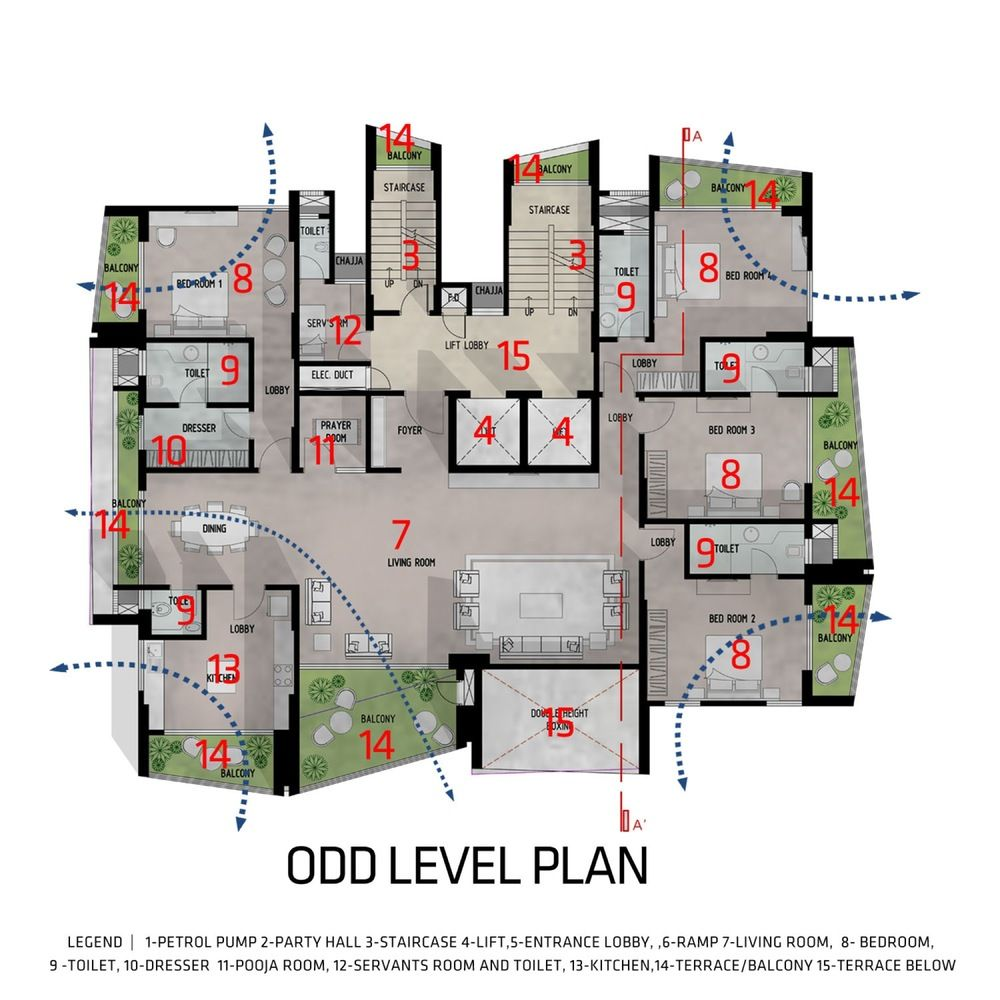 Gallery Of Ishatvam 9 Sanjay Puri Architects 15 Architect How To Plan Amazing Architecture