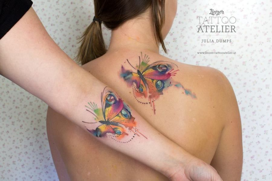 Mariposas by Julia Dumps
