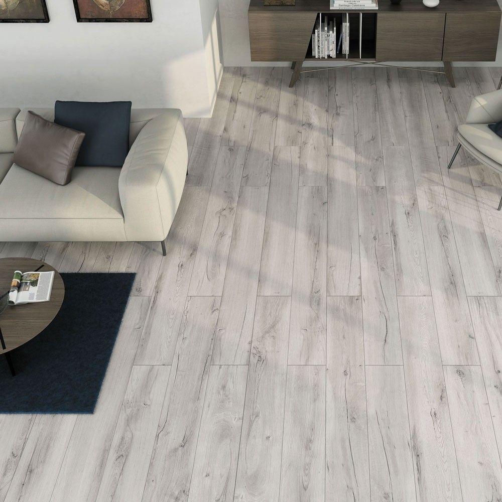 Muniellos 1215x195 Grey Wood Effect Tiles   Wood effect ...