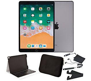 "Apple iPad Air 10.5"" 256GB WiFi & Cellular andAccessories"