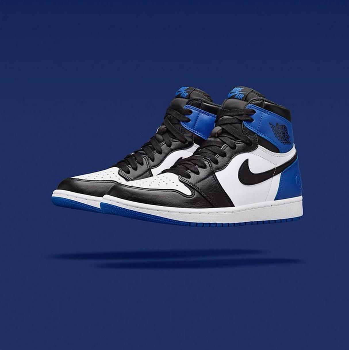Fragment x Air Jordan 1 Coming to Nike Lab