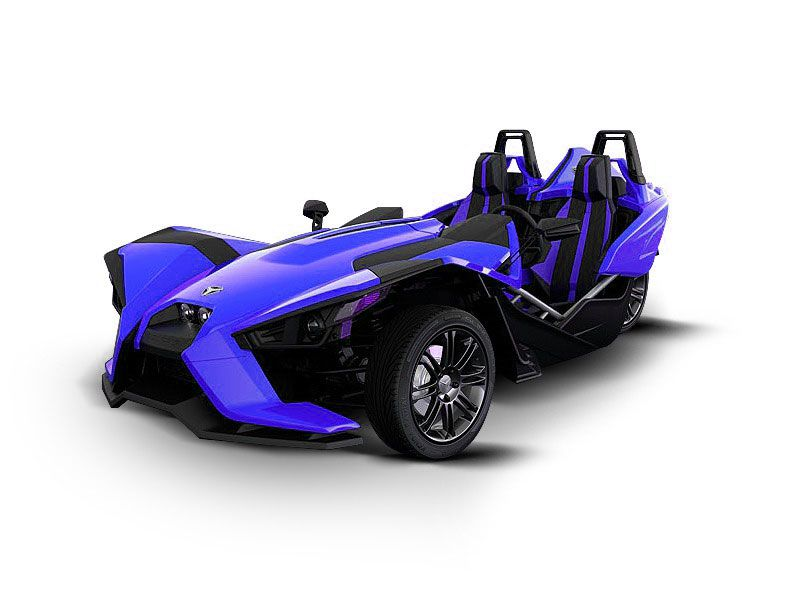 What Color Would Your Slingshot Be With Images Polaris