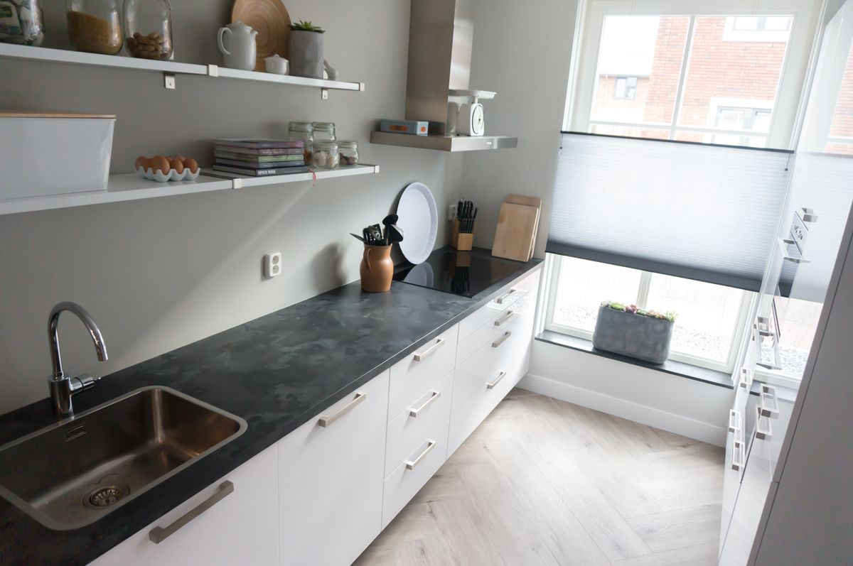 85 indeling keuken tips keuken ontwerpen moderne en design keukens met kookeiland kleine - Keuken ontwerp kleine ruimte ...