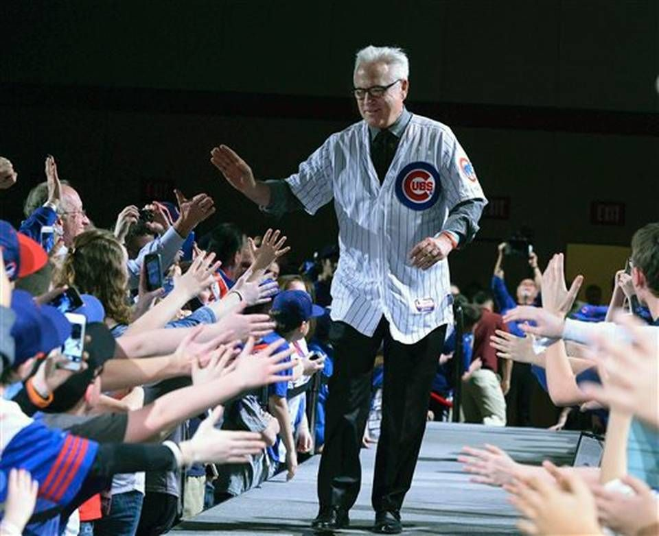 cubs convention 2015- i was there!