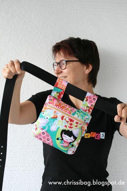 "Die ""Multimade Bag"" – ein wahrer Allrounder! (chrissibag)"